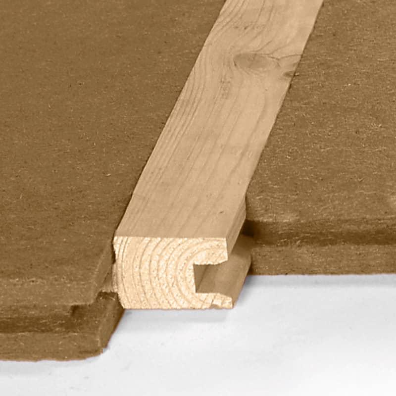 Steico Floor Lambourde Fixation Isolation Phonique Thermique